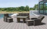 Outdoor Patio Rattan Wicker Stack Garden Outdoor Hotel Home Office Furniture (J471)