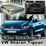 Car Video Interface for Volkswagen Sharan Tiguan Skoda Seat etc with Mib System, Android Navigation Rear and 360 Panorama Optional