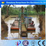 Bucket Dredger for Digging Sand and Gold
