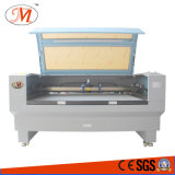 Professional Leather Laser Cutter with Wholesale Price (JM-1610T-CCD)