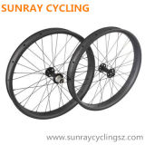 65mm Carbon Fiber Fatbike Front and Rear Wheels