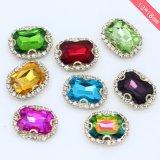 Rhinestone Banding Sew on Rhinestone Crystal Jewelry Beads Metal Claw Setting Crystals