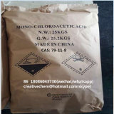 Pharmaceutical Intermediate Chloroacetic Acid/Mca with High Purity CAS: 79-11-8