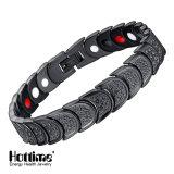 Healthy Energy Bracelet Black Chain Link for Men