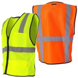 Reflective Safety Vest with Mesh Fabric Dfv1089
