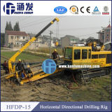 15 Years Experience in China Hfdp-15 Trenchless Drilling Rig