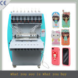 8 Color Dispensing Machine! Phone Cover Machine, Phone Case Making Machine, Phone Production Line