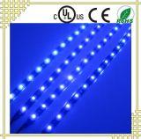 Blue LED Strip Light with Balck Background