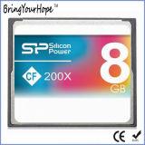 OEM 200X 133X Compact Flash 8GB CF Card (8GB CF)