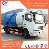 4X2 LHD/Rhd 6000liter/6cbm/6m3/6000L Suction Sewage Truck