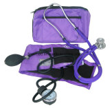 Blood Pressure Sphygmomanometer Kit with Stethoscope