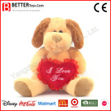 High Quality Valentine′s Day Stuffed Animals Dog