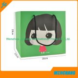 OEM Design Printed Glossy Laminated Effect Customize Paper Shopping Bags Wholesale Price