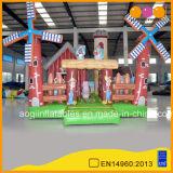 Windmill Farm Fun City Bouncer House (AQ01484)