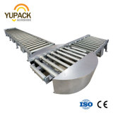 Automatic Transfer /Turntable / Power /Motorized/ Belt/Pallet Roller Conveyor for Packing/Package/Packaging