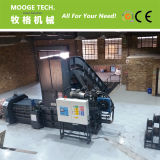 New Type Full Automatic Plastic waste paper Baler Machine