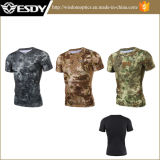 Tactical Sports 4 Colors Breathable Camouflage Hunting T-Shirts