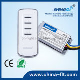 Universal 12V RF Remote Control Wireless Switch with Ce & RoHS for Home or Showroom