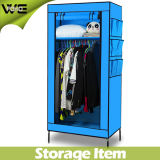 Foldable Cheap High Quality Fabric Bedroom Wardrobe Closet