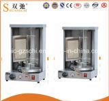Gas Shawarma Machine with Adjustable Height