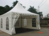 Pagoda Aluminum Frame PVC Exhibition Party Event Tent for Wedding