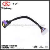 Auto Wire Harness with 24 Pin ECU Connector