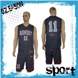 Sportswear Manufacturer Professional Wholesale Reversible Men's Basketball Uniforms (BK012)