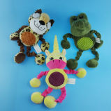 Doggy Toy with Shape of Leopard, Crocodile and Unicorn