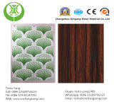 Patterned Prepainted Galvanized Steel Coil for Construction (Ginkgo leaves)
