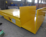 20 tons Battery Power Flat Car for Cargo Transfer