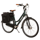 """Reliable 28"""" Green E-Bicycle (TDB02Z)"""