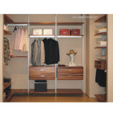 Oppein Simple Particle Board Melamine Cloakroom (OPY09-19)