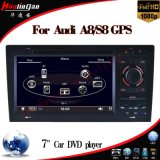 Car Video for Audi A8 (HL-8818GB) GPS Navigation