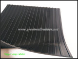 Gw3015 Ribbed Rubber Sheet with ISO9001