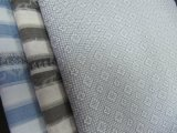 Cotton Yarn Dyed Jacquard Fabric for Shirts