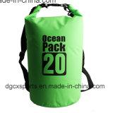 500d PVC Tarpaulin Custom Logo Ocean Pack Waterproof Dry Bag