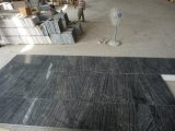China Black Forest Marble, Black Wood Marble (RS-203)
