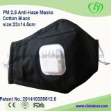 Ly Natural Black Cotton Mask