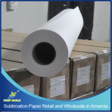 High Quality Roll Quick Dry Regular Sublimation Heat Transfer Paper for Retail and Wholesale in U. S.