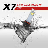 9006 Hb4 6000k 40W 7000lumens LED Headlights for Trucks