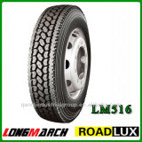 Double Road 315/80r22.5 Truck Front Wheel Tire