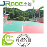 Spu Outdoor Basketball Court Flooring Coating Sport Surface