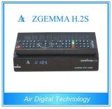 Zgemma H. 2s 2X DVB-S/S2 Enigma2 Linux HD Combo Digital Receiver
