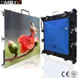 2K Super Clear Paper Thin LED Screen 3mm 4.8mm Thin Flexible LED Display Panels