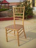 High Quality of Wood and Resin Chiavari Tiffany Chair