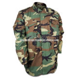 T/C or Nylon/Cotton Military Parka with ISO Standard