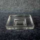 Bathroom Soap Dish Glass (G110)