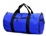 Blue Nylon Men′s Overnight Bags, Promotion Sports Gift Bags