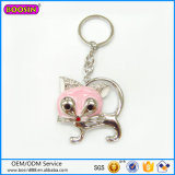 Wholesale Lovely Kitty Charm Keychain Fashionable Keychain#15460
