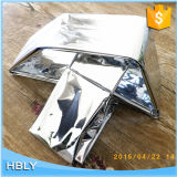 Ce Approved Wearable Body Warming Refugee Relief Emergency Blanket